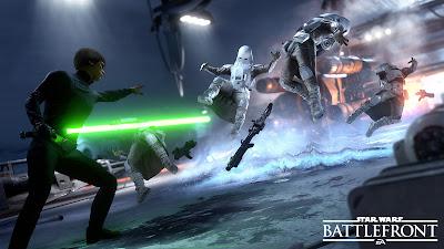 Lo mejor  Star Wars Battlefront