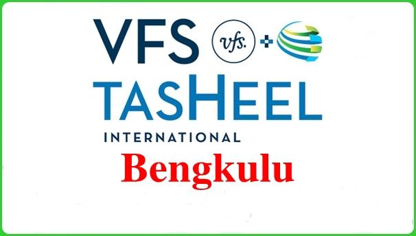 Kantor VFS Tasheel Rekam Biometrik Untuk Umroh di Bengkulu