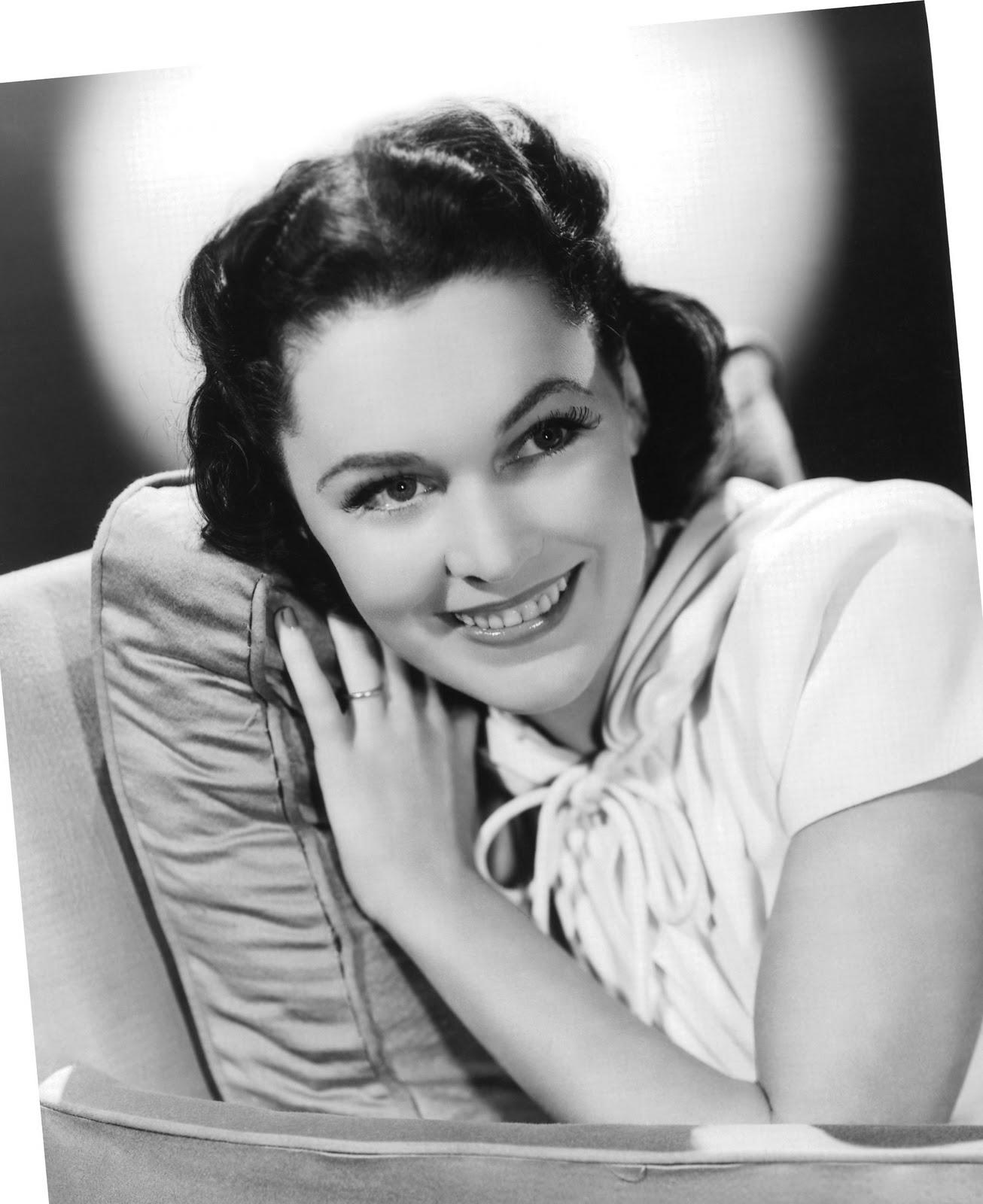 Kevin P. Heyne: Babe Of The Day * Maureen O'Sullivan