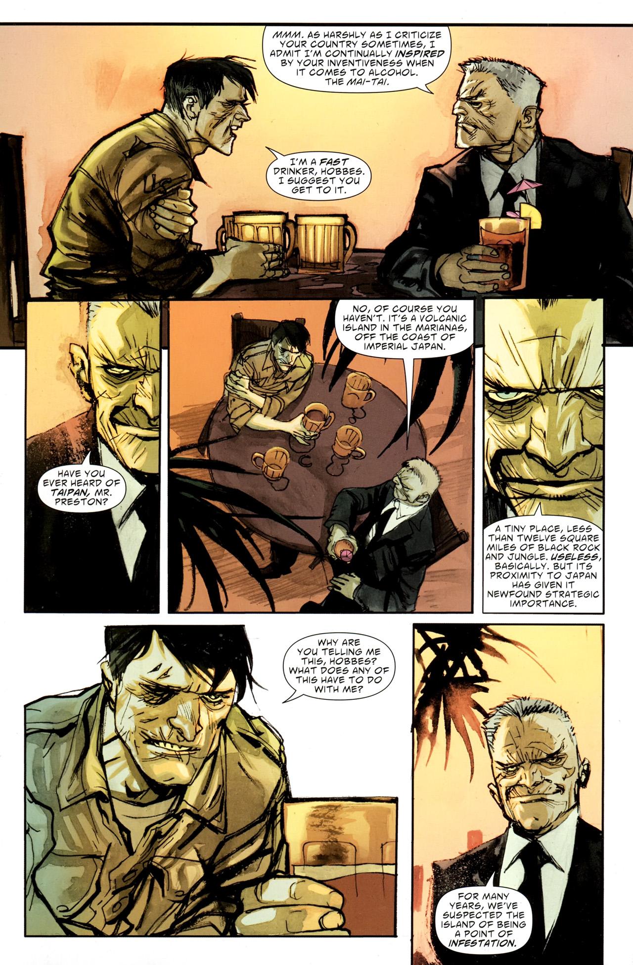 Read online American Vampire comic -  Issue #13 - 11