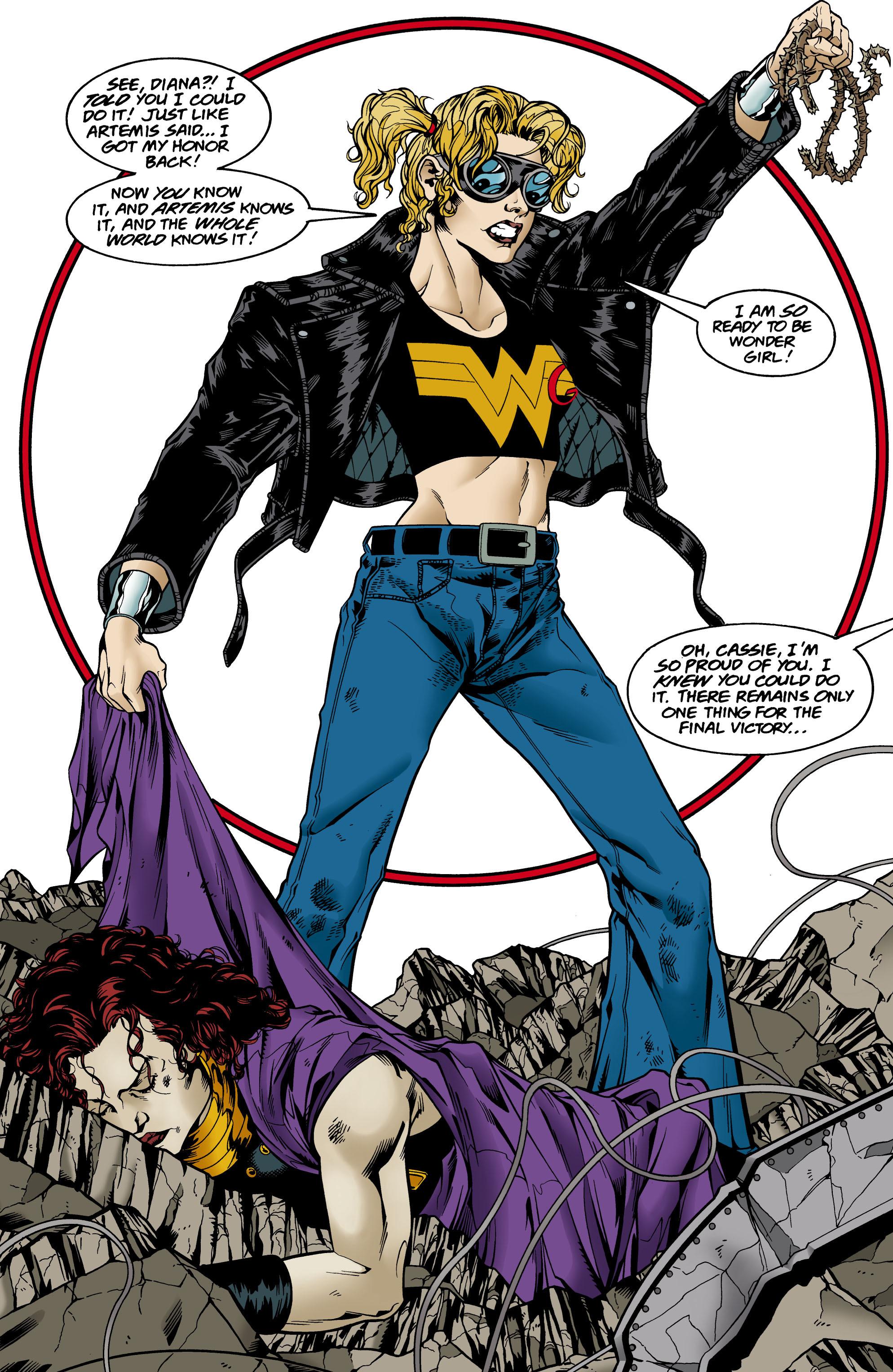 Read online Wonder Woman (1987) comic -  Issue #157 - 22