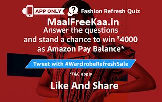 Wardrobe Refresh Sale Free