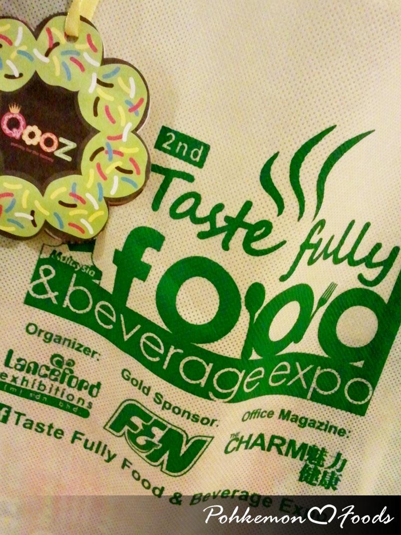 Malaysia Taste Fully Food & Beverage Expo 2012 | Pohkemon