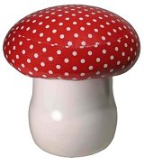 Cushioned Toadstool Chair  Alice in Wonderland bedroom decor - Alice in wonderland themed rooms - design  an Alice in Wonderland Bedroom  - Alice in Wonderland bedroom ideas - Alice in Wonderland bedding - Alice in Wonderlnd wall decals - Alice in Wonderland wall murals - alice in wonderland wallpaper mural -  tea party theme - Vintage alice in wonderland bedroom furniture - Harlequin stencils