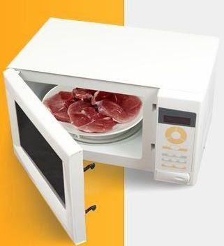 Cara Mencairkan Daging Beku Dengan Microwave