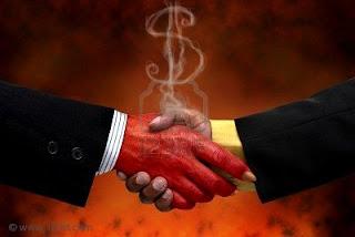 pacto con el Diablo