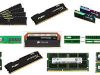 Harga Memory RAM Komputer PC DDR2, DDR3 Terbaru