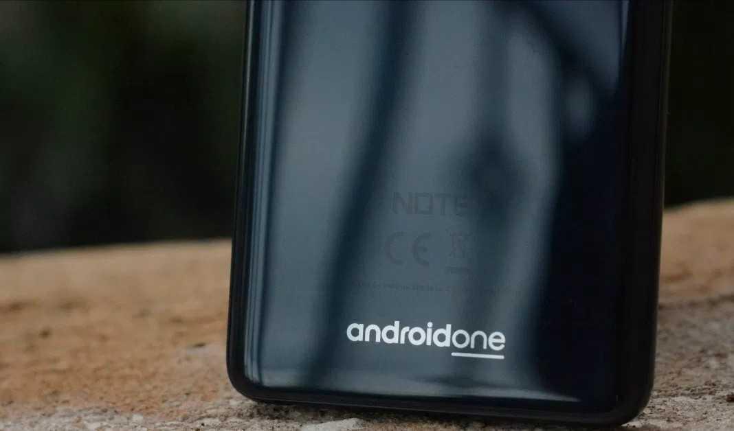 Infinix Note 5 & Note 5 Stylus running on Google androidOne program