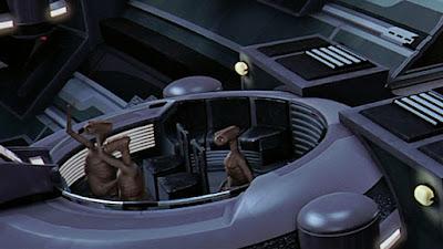 Huevo de Pascua ET - Star Wars