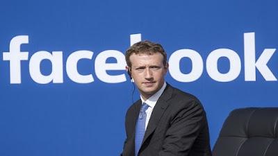 مارك زوكربيرج - مؤسس فيسبوك