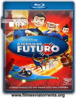 A Família do Futuro Torrent - BluRay Rip
