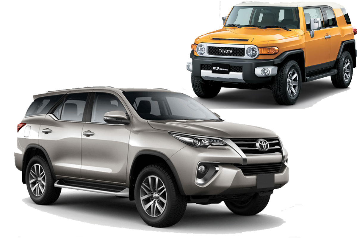 Toyota Is Now Raffling Off Fj Cruisers Philippine Car News Car Reviews Automotive Features