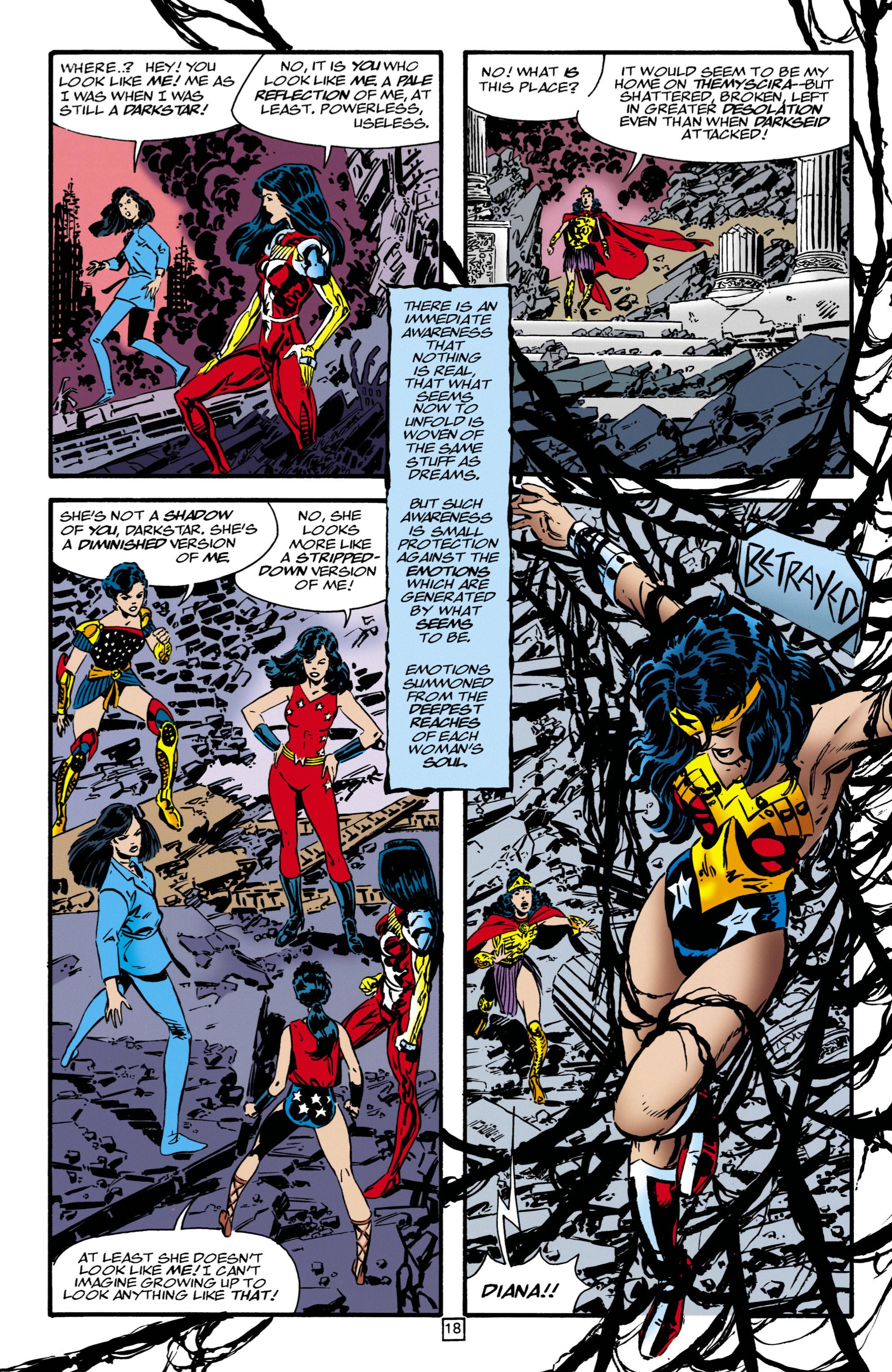 Read online Wonder Woman (1987) comic -  Issue #126 - 18