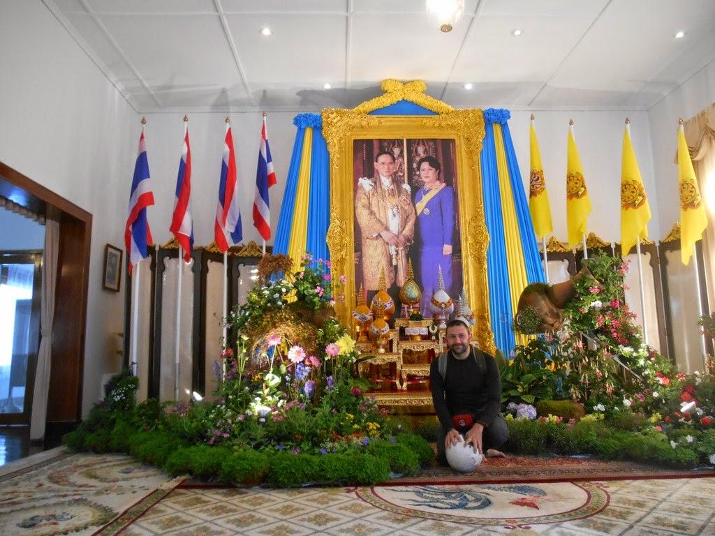 diario di viaggio in Thailandia