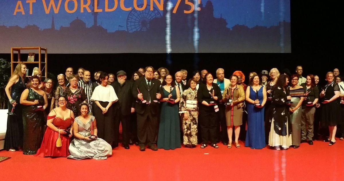 A Man Glides Through: Hugo Awards: Women > Sad Puppies