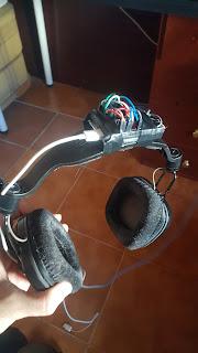 edtracker arduino mpu9250 auriculares