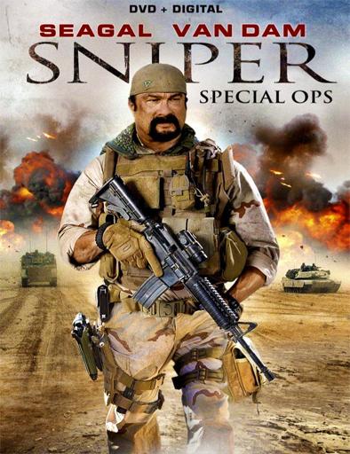 Ver Sniper: Special Ops (Rescate en Afganistán) (2016) Online
