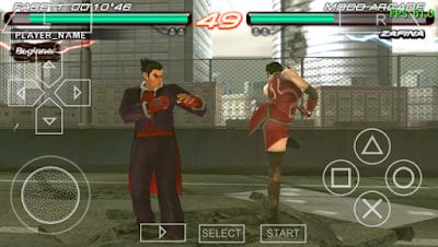 Tekken 6 ISO PPSSPP for Android