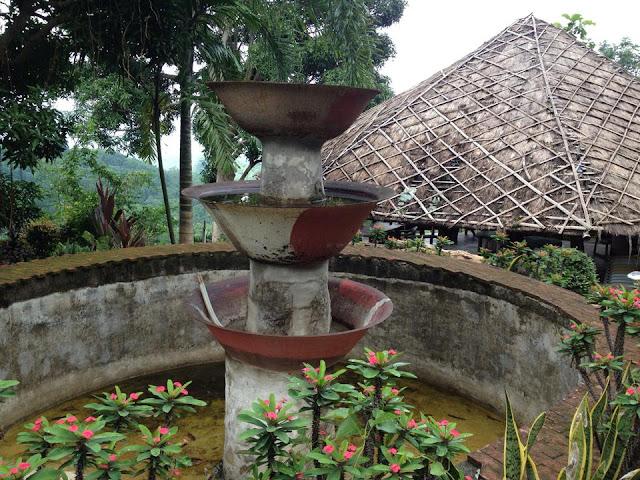 St. Padre Pio Chapel in Balimbing, Tanay