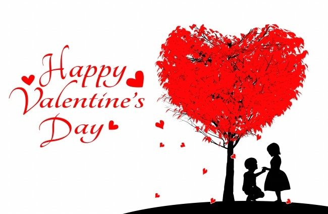 Free Western Valentine's Day picture