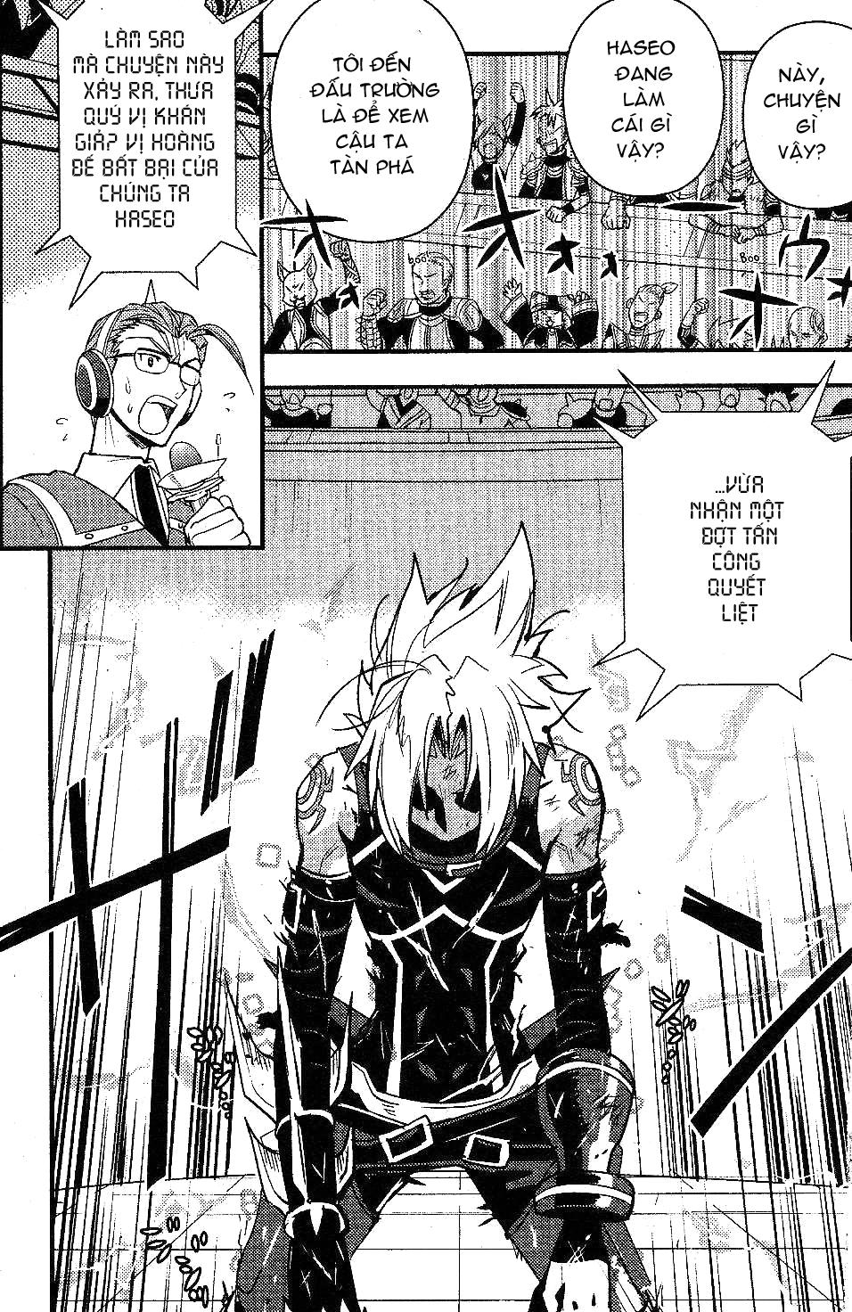 .HACK//LINK chapter 016 trang 22