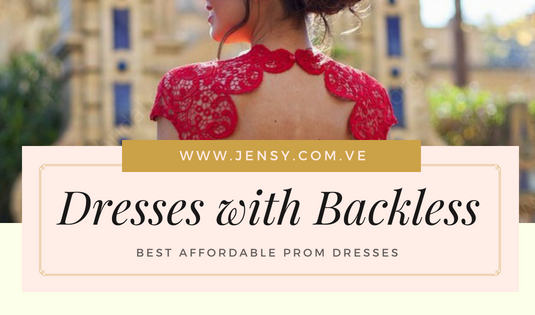 Dresses with Backless 💃