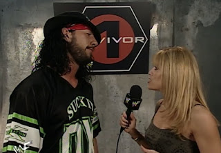 WWE / WWF Survivor Series 1999 - Lilian Garcia interviews X-Pac