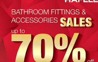 H'A'FELE Showroom Bathroom Sale 2016