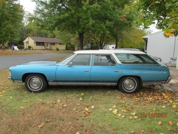 daily turismo 1970 39 s suv 1971 chevrolet impala kingswood wagon. Black Bedroom Furniture Sets. Home Design Ideas