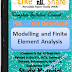 Modelling and Finite Element Analysis PDF Study Materials cum Notes, E-Books Free Download