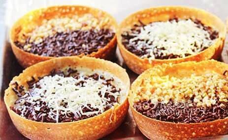 Kue Martabak Manis Mini Resep Tanpa Ragi