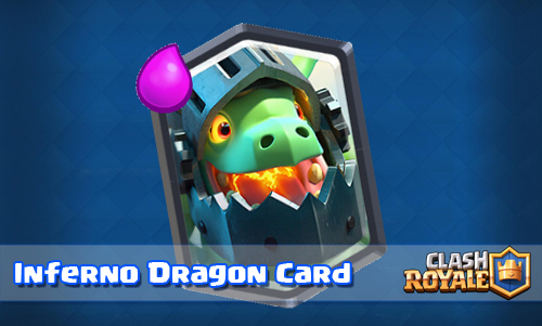 Ringkasan dan Strategi Kartu Inferno Dragon Clash Royale
