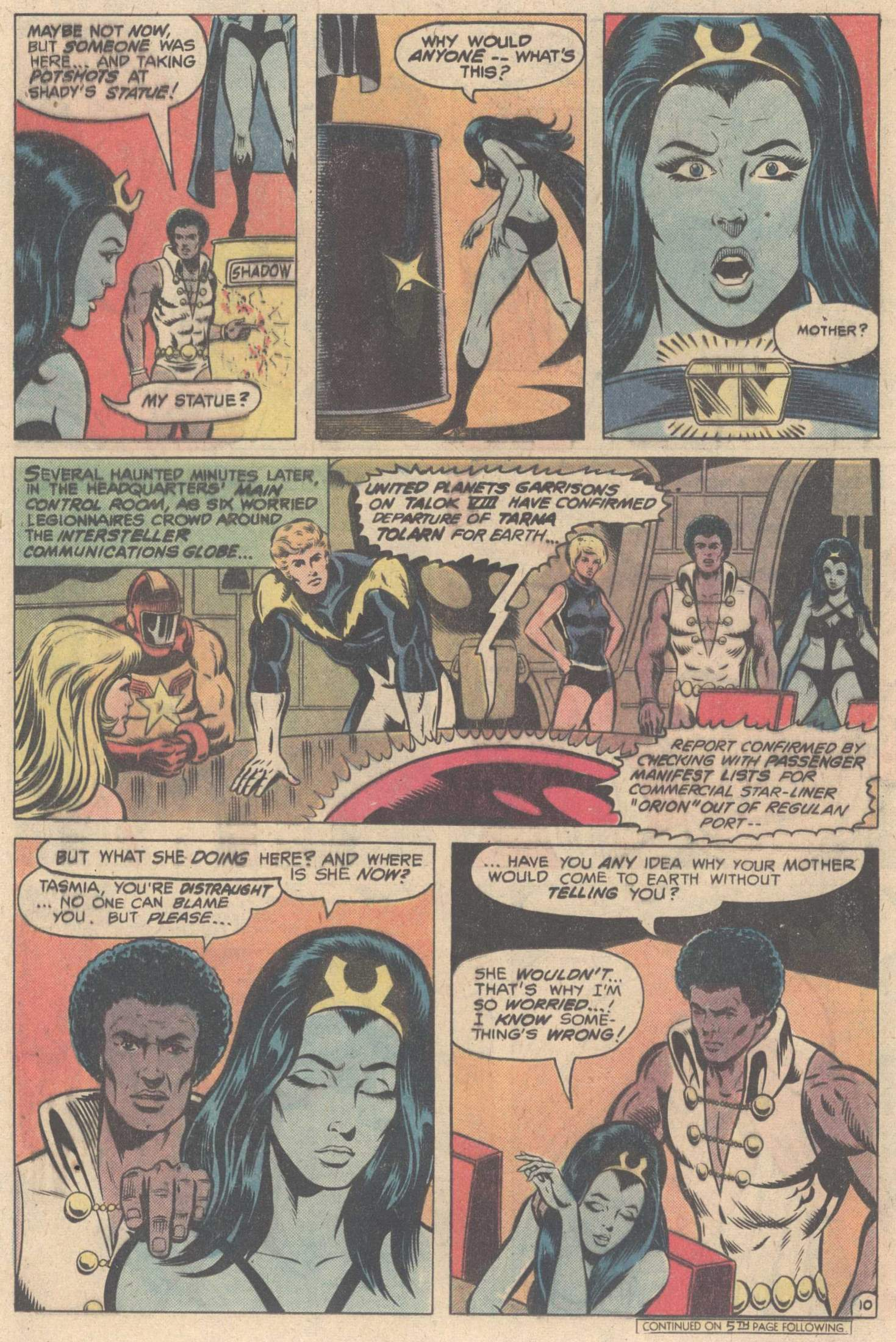Legion of Super-Heroes (1980) 263 Page 15