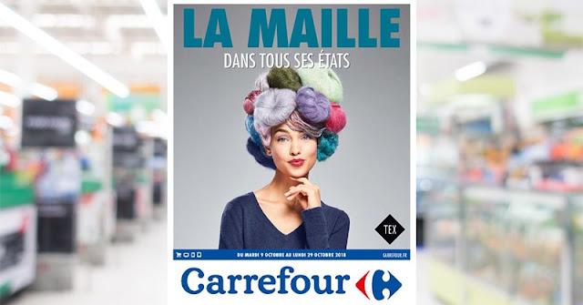 Catalogue Carrefour Du 09 Au 29 Octobre 2018