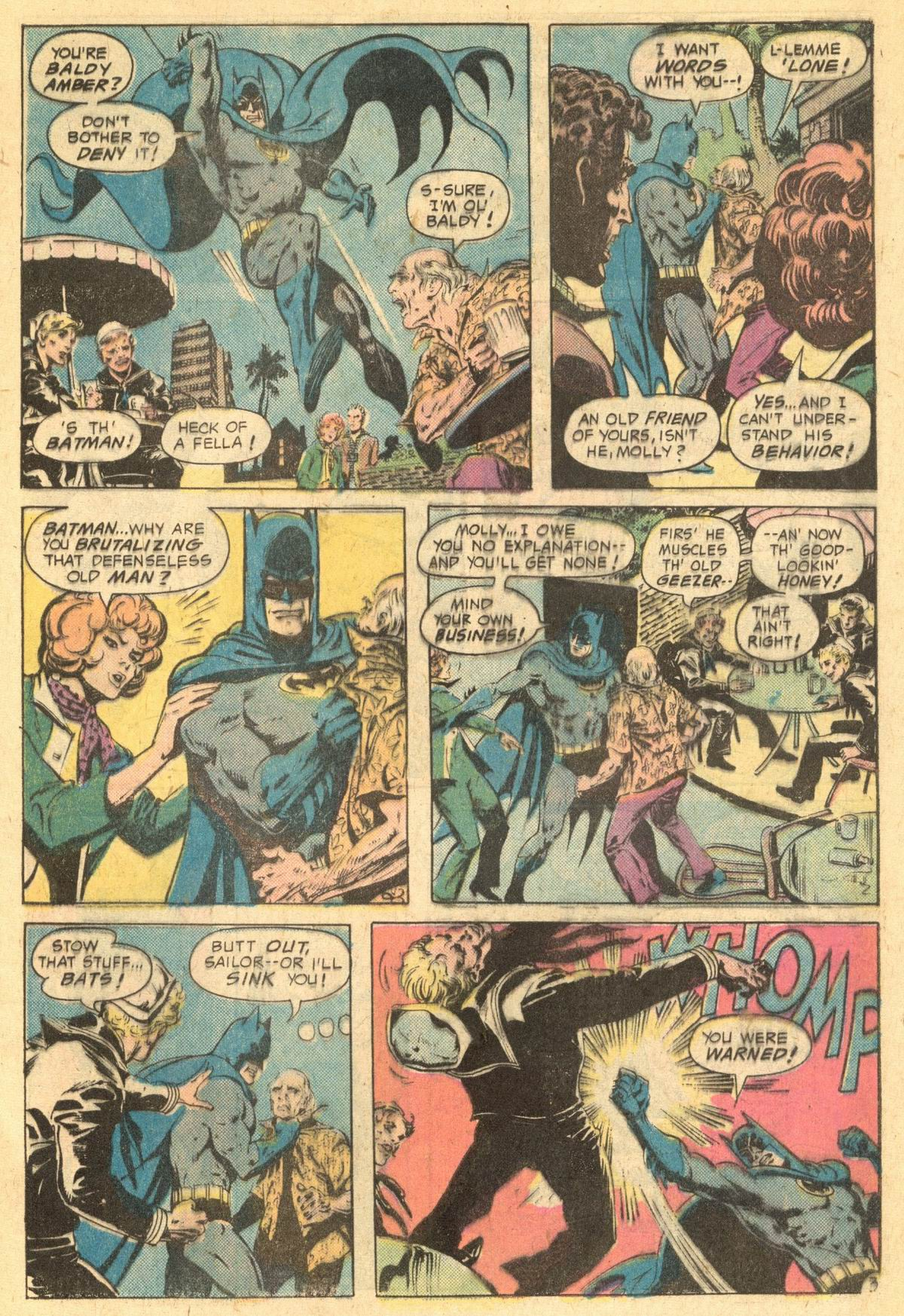 Detective Comics (1937) 451 Page 4