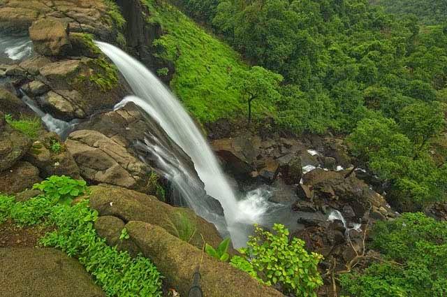 Waterfall Inside Great Himalayan National Park