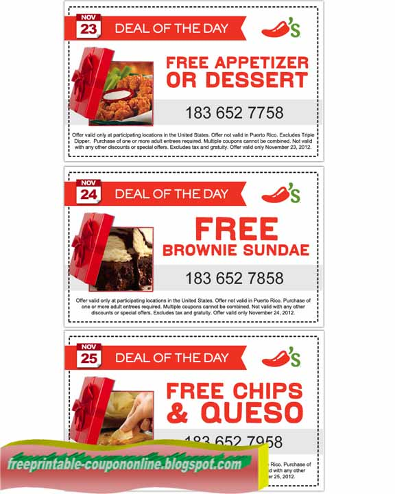 picture about Chilis Coupons Printable called On-line chilis discount coupons - Edreams multi town