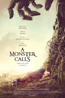 A Monster Calls 2016 Eng 720p BRRip 1GB ESub