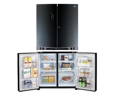 Refrigerador LG GM99BWL