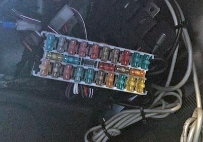 LED Mini Blade Fuses