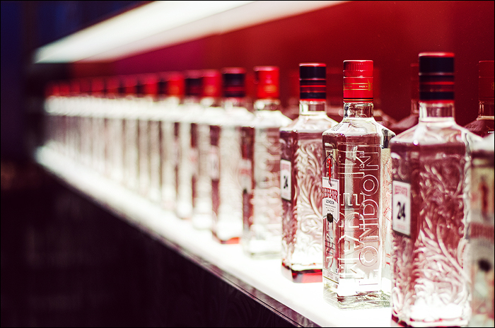 London, Beefeater Gin Destillerie