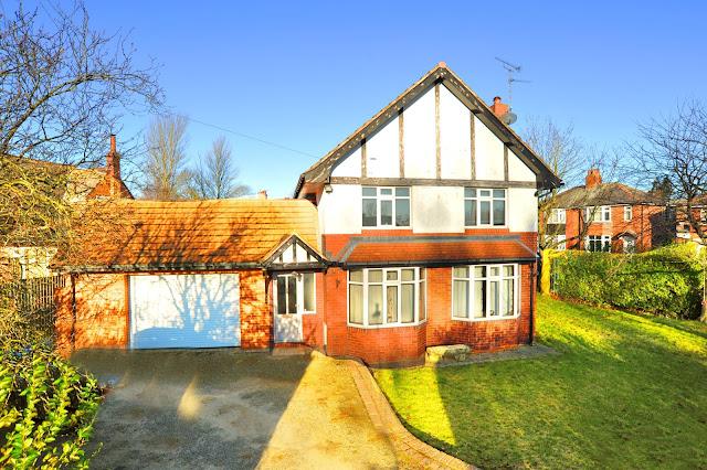 Harrogate Property News - 5 bed detached house for sale Wedderburn Road, Harrogate HG2