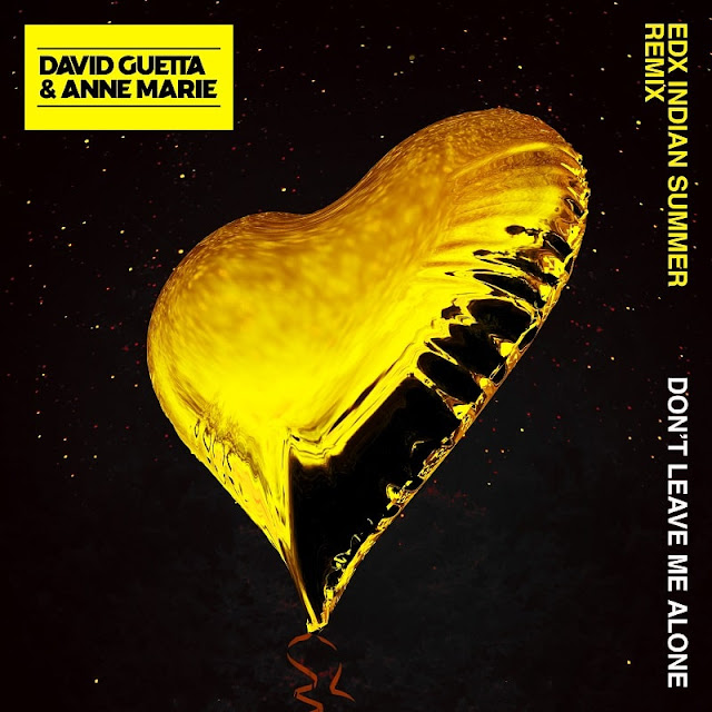 EDX Remixes David Guetta's 'Don't Leave Me Alone' ft. Anne-Marie