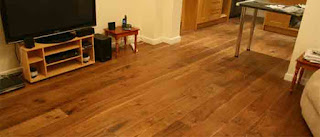 bahan flooring jati