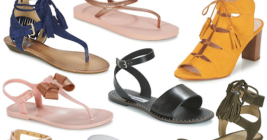 12 stand-out sandals perfect for summer