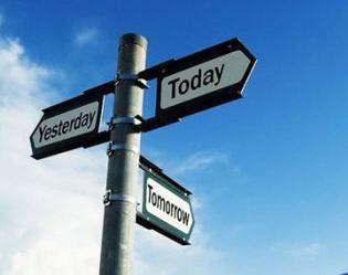 Barangsiapa yang Hari Ini Lebih Baik dari Hari Kemarin (Bukan Hadits)