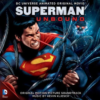 Superman Unbound Liedje - Superman Unbound Muziek - Superman Unbound Soundtrack - Superman Unbound Filmscore