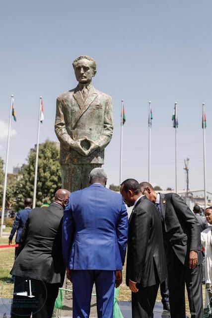 Jah, Rastafari Himself Gets Honor Statue In Addis Ababa
