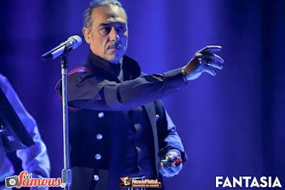 Fantasia live Μπουζούκια Αθήνα 2016 Νότης Σφακιανάκης