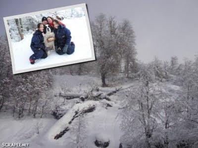 Piedras Blancas - Bariloche Argentina